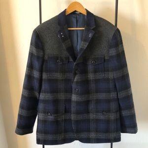 Banana Republic Emmetex Italian Wool jacket